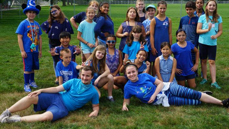 Arts Camp – July 29 – August 9