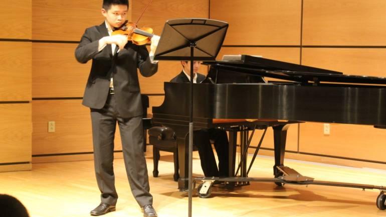 Student Recital – June 6