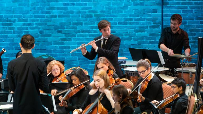 TVMS Youth Symphony Orchestra Auditions – September 8