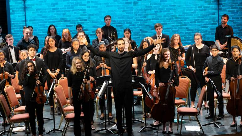 Thames Valley Youth Symphony Orchestra Begins – Sept. 8