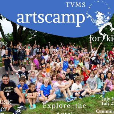 Arts Camp 2020 – Cancelled