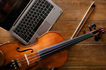 Now Offering ONLINE Music Instruction